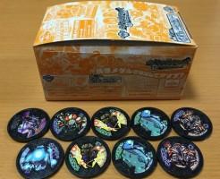 妖怪メダル BOX